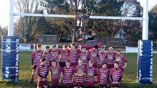 Caldy Festival U14s Plate Winners 2015