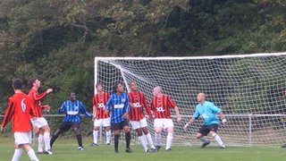 Reserves vs Colliers Wood - 22.08.09