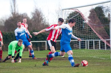Blaby attack but The Vics hold firm
