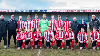 Players 2014/15 - 1st Team