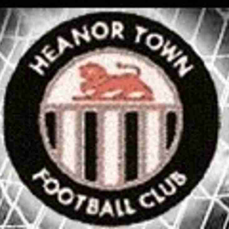 HEANOR TOWN - CHAMPIONS