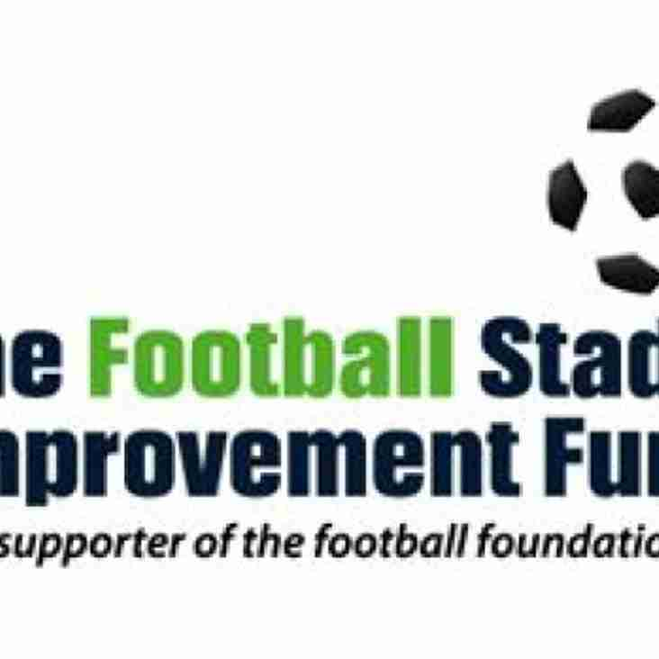 Funding boost for Basford United FC
