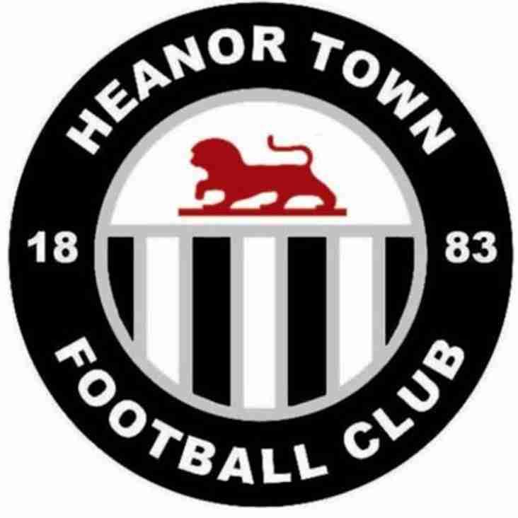 Heanor Town V Gedling Miners Welfare