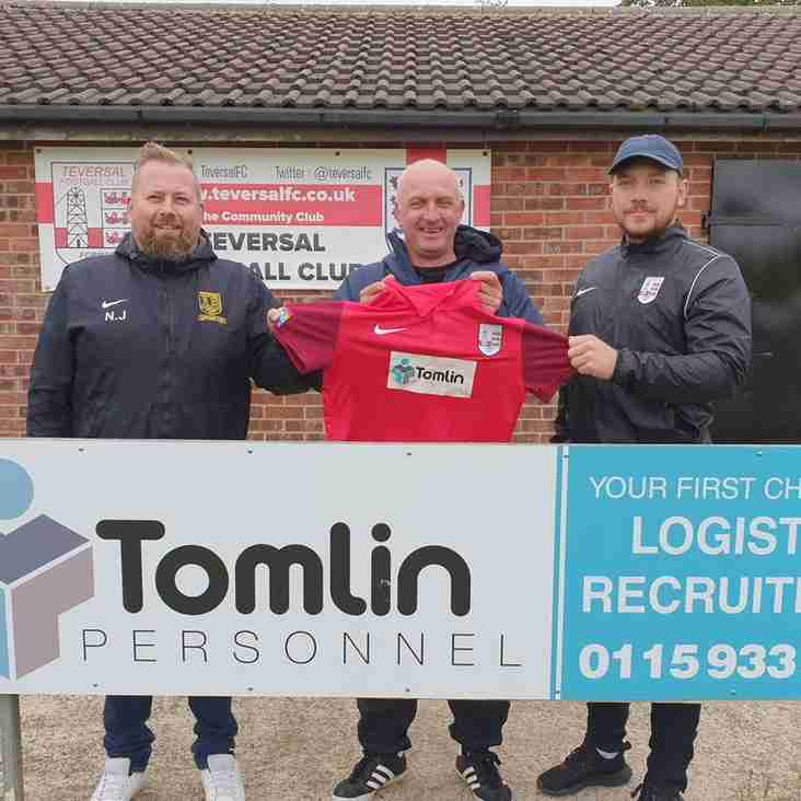NEW MANAGERS AT TEVERSAL FC