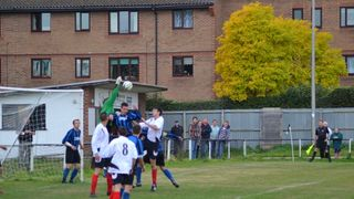 Harwich & Parkeston v Little Oakley 9/10/11