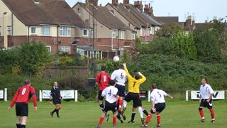 Shrimpers v Rowhedge 17/9/2011