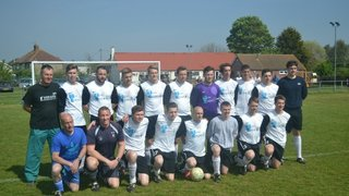 HPFC Reserves Tommy Thompson Cup Final 2013/14 season