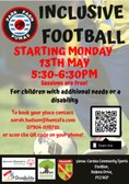 PUMAS NOW OFFERING INCLUSIVE FOOTBALL SESSIONS!