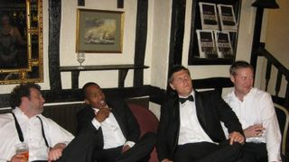 Old Wills Dinner 2010 - Roffen Club
