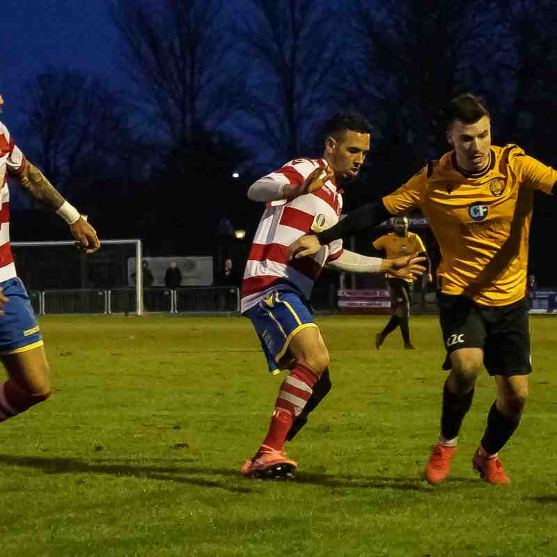 Rocks 3 Kingstonian 3 - 18/01/2020 (Mikey Cartwright)