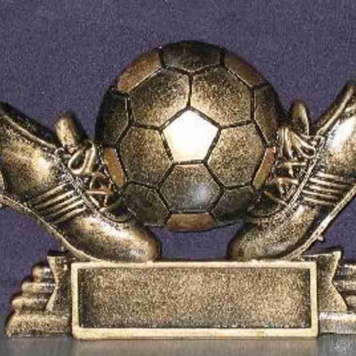 League Awards Announced