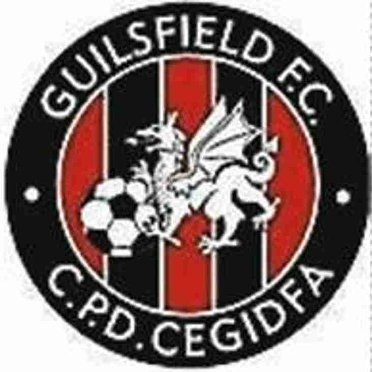 Cadwallader is new Guilsfield boss