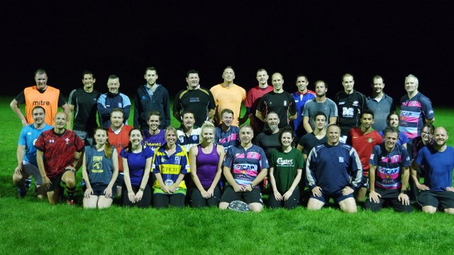 Touch Rugby - BSRFC