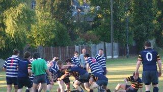 Old Colfeians III vs Westcombe Park IV  WP win 18-17