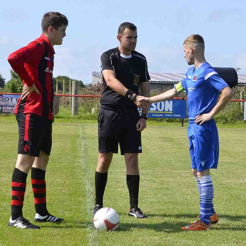 Bro Goronwy 3 Chirk Town 4