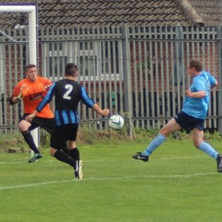 Second half blast earns Town the points