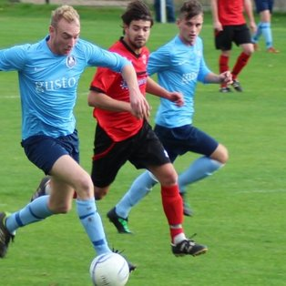 Fraser hat trick puts Town fifth