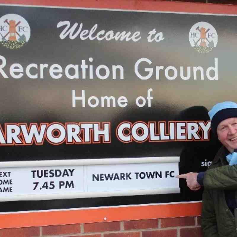 19.08.14 Harworth Colliery v Newark Town