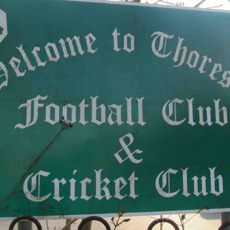 21.04.15 Thoresby Colliery v Newark Town