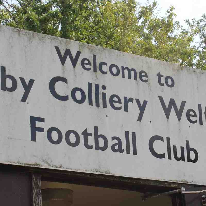 18.07.15 Linby Colliery v Newark Town
