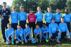 Under 13s Warriors