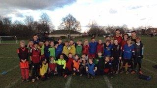 18.02.16 Deano's Soccer Camp
