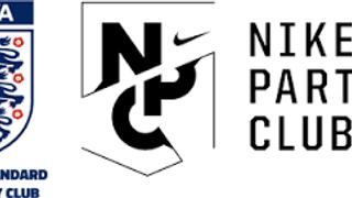 Community Charter Standard Nike Partner Club