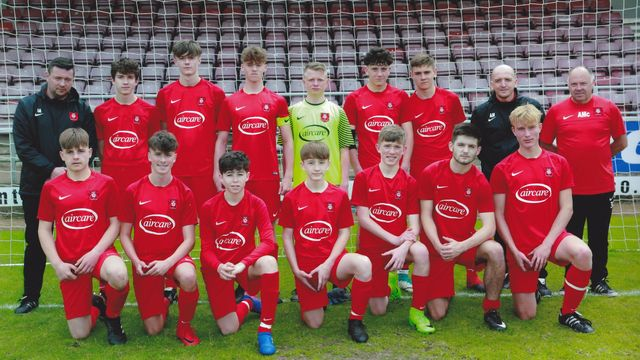Aircare continue to support S&L U16