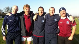 Under 9 Coaches - Growing Mo's for Mo-vember