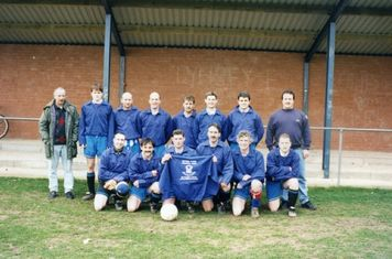 Ruthin Town Colts 1995.