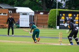 Davey leads from the top at Ashtead