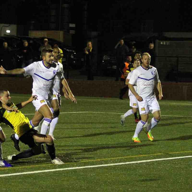 Buxton vs Belper Town FA Cup 22Sep20