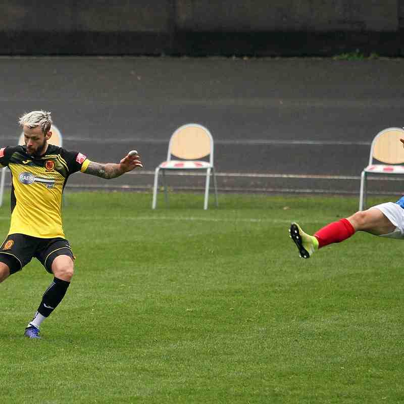 Newcastle Town vs Belper Town - FAT - 17Oct20
