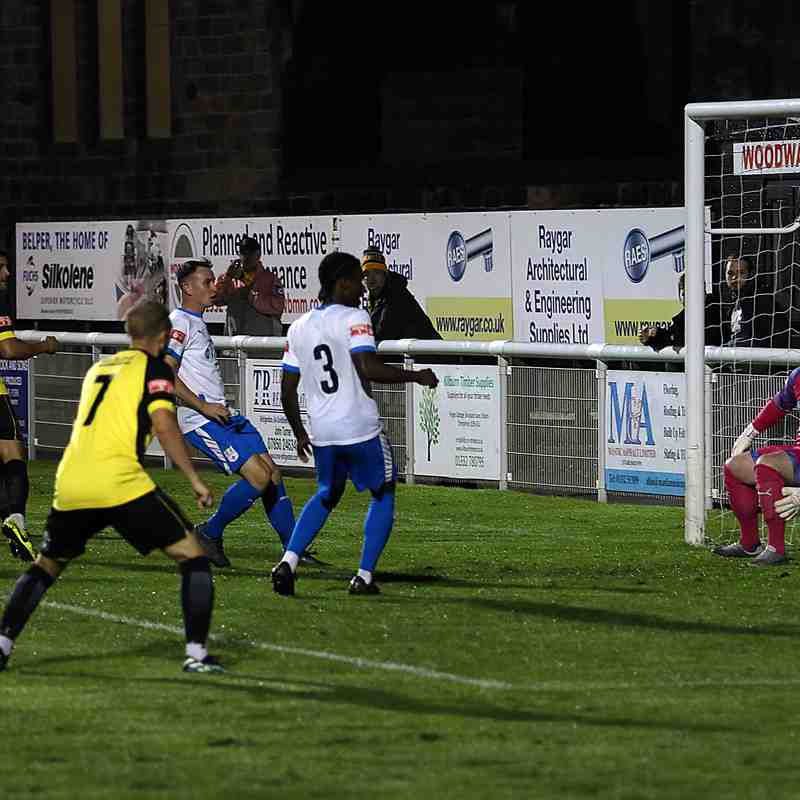 Belper Town vs Coleshill Town - 14Sep21