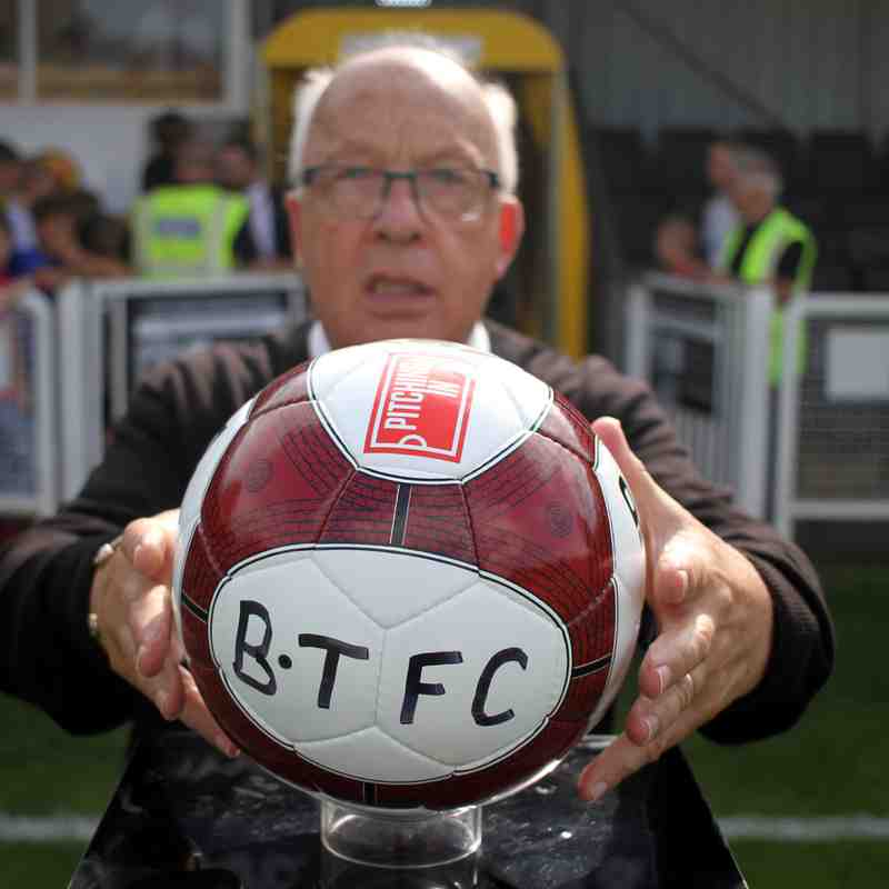 Belper Town vs Tamworth - FA Cup - 18Sep21