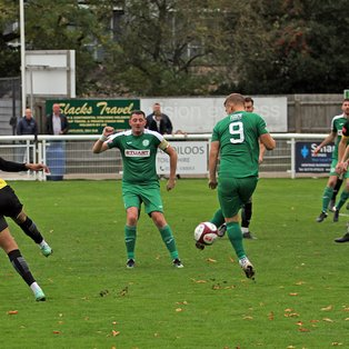 Nailers hit five against Bedworth to extend unbeaten league run