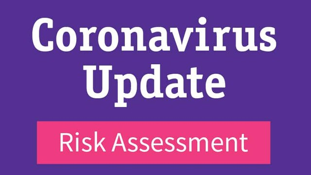 COVID 19 Risk Assessment