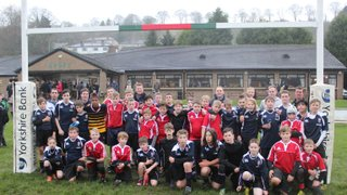 Parkside v Oakbank School Saturday 6 December 2014