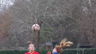 Caversham Ladies v Banbury United Women
