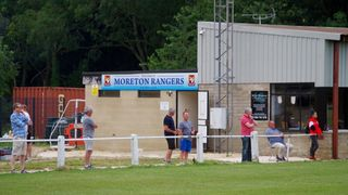 Photos - Moreton Rangers v Banbury United Development