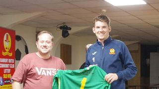 Photos - Squad Number Shirt Presentations