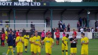 Photos -  Bromsgrove Sporting v Banbury United