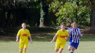City Belles 3 Banbury United 4