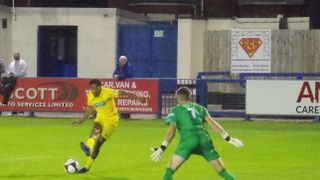 Match report – Gainsborough Trinity 1 Banbury United 0