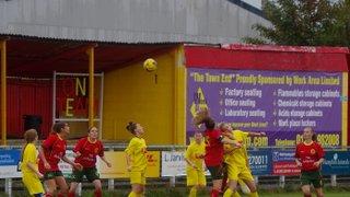 Banbury United Women v Carterton