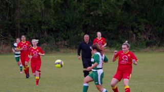Wantage Town Ladies 0 Banbury United Women 2