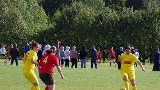 Carterton Ladies v Banbury United Women