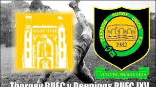 Thorney RFC v Deepings RUFC IXV