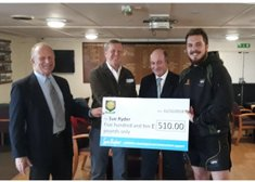 Ayun Cup raises £510 for Sue Ryder !