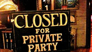 PRIVATE PARTY - CLUB HOUSE CLOSED